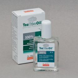 Dr Müller 100%-os tömény teafaolaj 30 ml