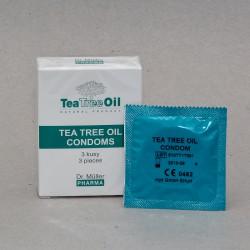 Dr. Müller Teafaolajos óvszer 3db/ csomag