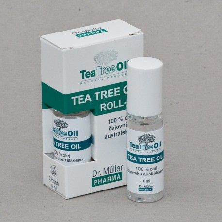 Dr. Müller Teafaolaj Roll-on 4ml