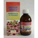 Echinacea +C vitamin szirup 320g