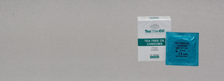 Teafaolaj óvszer 3db/ csomag